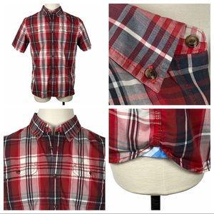 EUC North Face Delridge Shirt S/S